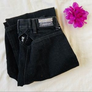 Vintage 80s 90s Rocky Mountain high waist jeans